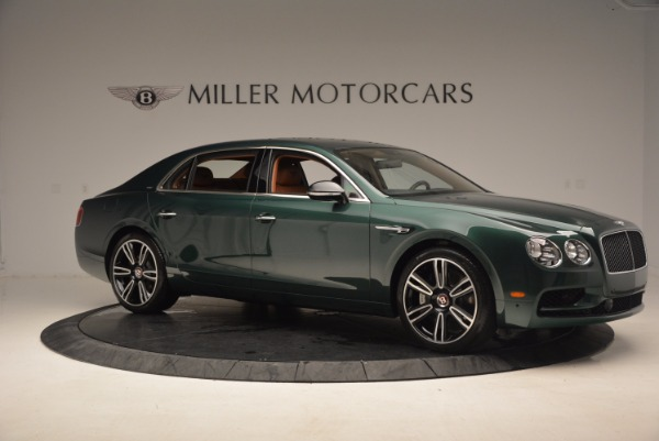 New 2017 Bentley Flying Spur V8 S for sale Sold at Pagani of Greenwich in Greenwich CT 06830 10