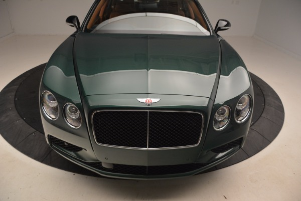 New 2017 Bentley Flying Spur V8 S for sale Sold at Pagani of Greenwich in Greenwich CT 06830 13