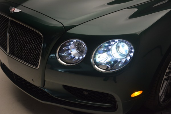 New 2017 Bentley Flying Spur V8 S for sale Sold at Pagani of Greenwich in Greenwich CT 06830 17