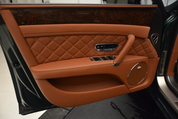 New 2017 Bentley Flying Spur V8 S for sale Sold at Pagani of Greenwich in Greenwich CT 06830 21