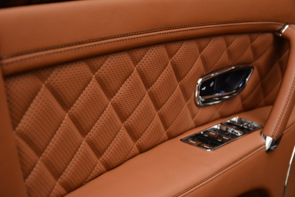 New 2017 Bentley Flying Spur V8 S for sale Sold at Pagani of Greenwich in Greenwich CT 06830 22