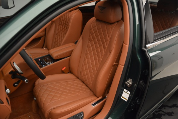 New 2017 Bentley Flying Spur V8 S for sale Sold at Pagani of Greenwich in Greenwich CT 06830 24