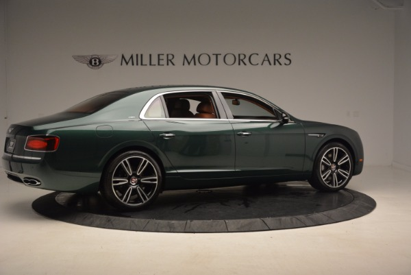 New 2017 Bentley Flying Spur V8 S for sale Sold at Pagani of Greenwich in Greenwich CT 06830 8