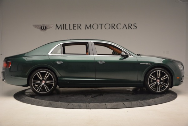 New 2017 Bentley Flying Spur V8 S for sale Sold at Pagani of Greenwich in Greenwich CT 06830 9