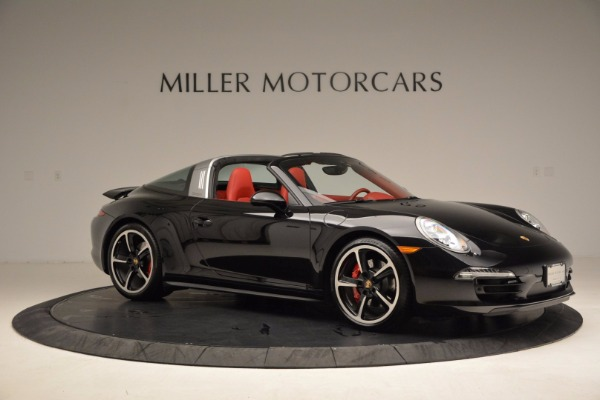 Used 2015 Porsche 911 Targa 4S for sale Sold at Pagani of Greenwich in Greenwich CT 06830 10