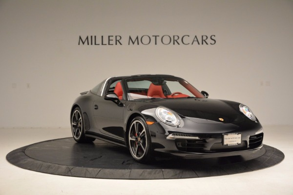 Used 2015 Porsche 911 Targa 4S for sale Sold at Pagani of Greenwich in Greenwich CT 06830 11