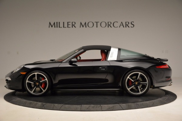 Used 2015 Porsche 911 Targa 4S for sale Sold at Pagani of Greenwich in Greenwich CT 06830 14