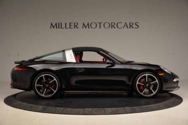 Used 2015 Porsche 911 Targa 4S for sale Sold at Pagani of Greenwich in Greenwich CT 06830 18