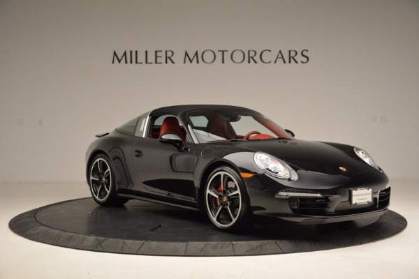 Used 2015 Porsche 911 Targa 4S for sale Sold at Pagani of Greenwich in Greenwich CT 06830 19
