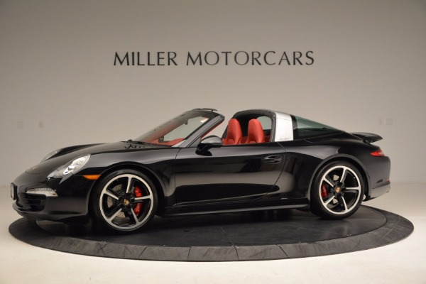 Used 2015 Porsche 911 Targa 4S for sale Sold at Pagani of Greenwich in Greenwich CT 06830 2