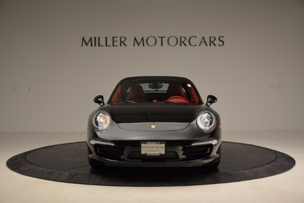 Used 2015 Porsche 911 Targa 4S for sale Sold at Pagani of Greenwich in Greenwich CT 06830 20