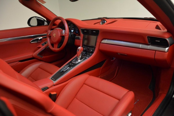 Used 2015 Porsche 911 Targa 4S for sale Sold at Pagani of Greenwich in Greenwich CT 06830 25