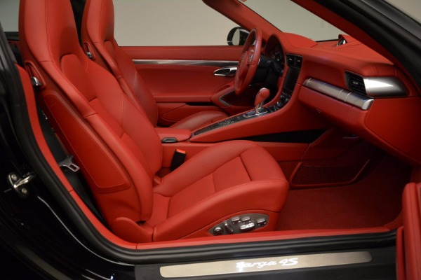 Used 2015 Porsche 911 Targa 4S for sale Sold at Pagani of Greenwich in Greenwich CT 06830 26