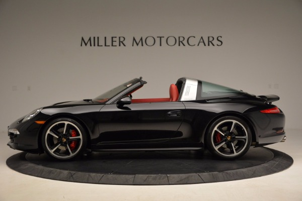 Used 2015 Porsche 911 Targa 4S for sale Sold at Pagani of Greenwich in Greenwich CT 06830 3