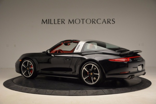 Used 2015 Porsche 911 Targa 4S for sale Sold at Pagani of Greenwich in Greenwich CT 06830 4