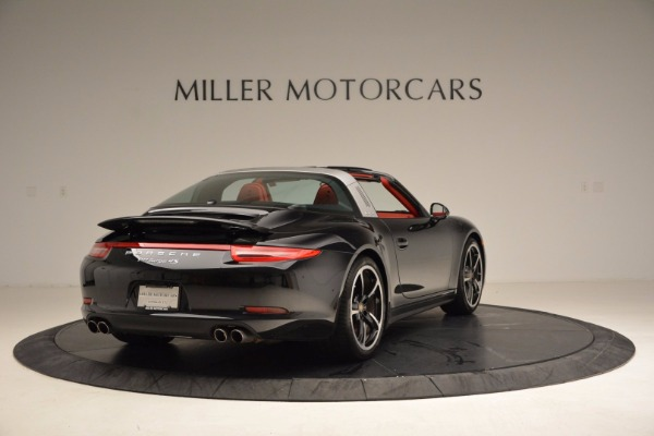 Used 2015 Porsche 911 Targa 4S for sale Sold at Pagani of Greenwich in Greenwich CT 06830 7