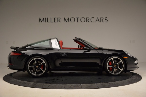 Used 2015 Porsche 911 Targa 4S for sale Sold at Pagani of Greenwich in Greenwich CT 06830 9