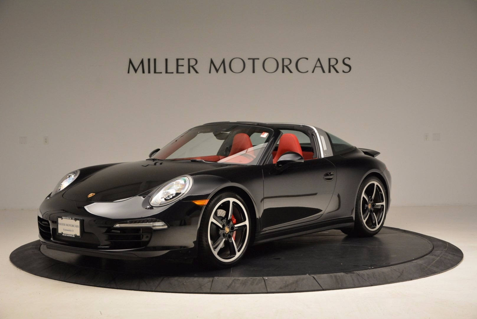 Used 2015 Porsche 911 Targa 4S for sale Sold at Pagani of Greenwich in Greenwich CT 06830 1