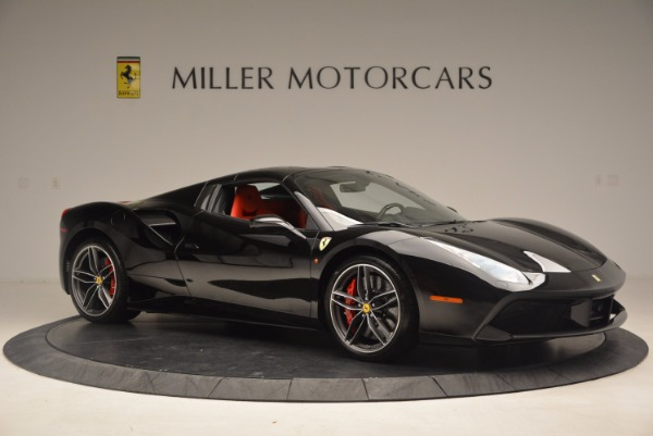 Used 2017 Ferrari 488 Spider for sale Sold at Pagani of Greenwich in Greenwich CT 06830 21