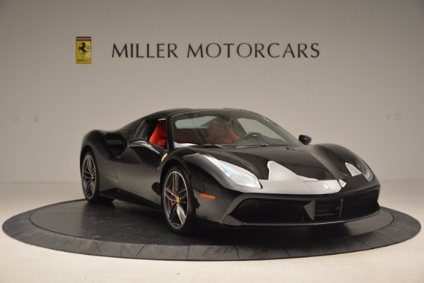 Used 2017 Ferrari 488 Spider for sale Sold at Pagani of Greenwich in Greenwich CT 06830 22
