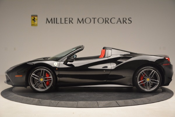 Used 2017 Ferrari 488 Spider for sale Sold at Pagani of Greenwich in Greenwich CT 06830 3