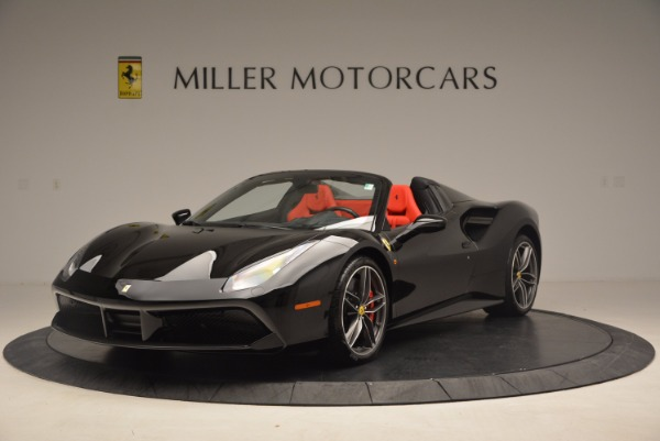 Used 2017 Ferrari 488 Spider for sale Sold at Pagani of Greenwich in Greenwich CT 06830 1