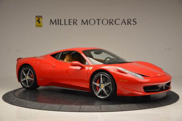 Used 2010 Ferrari 458 Italia for sale Sold at Pagani of Greenwich in Greenwich CT 06830 10