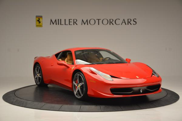 Used 2010 Ferrari 458 Italia for sale Sold at Pagani of Greenwich in Greenwich CT 06830 11