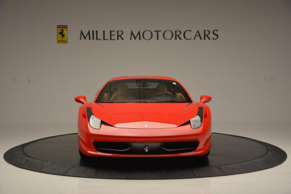 Used 2010 Ferrari 458 Italia for sale Sold at Pagani of Greenwich in Greenwich CT 06830 12