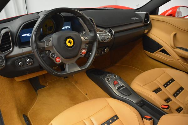 Used 2010 Ferrari 458 Italia for sale Sold at Pagani of Greenwich in Greenwich CT 06830 13