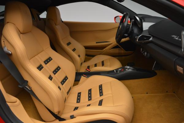Used 2010 Ferrari 458 Italia for sale Sold at Pagani of Greenwich in Greenwich CT 06830 18