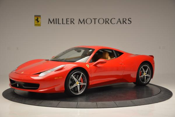 Used 2010 Ferrari 458 Italia for sale Sold at Pagani of Greenwich in Greenwich CT 06830 2
