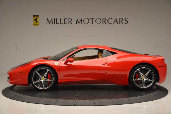 Used 2010 Ferrari 458 Italia for sale Sold at Pagani of Greenwich in Greenwich CT 06830 3