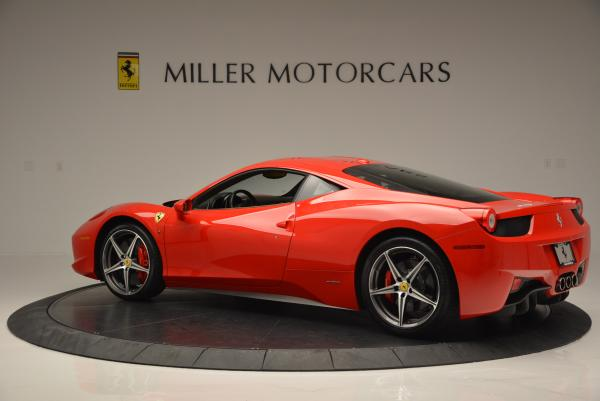 Used 2010 Ferrari 458 Italia for sale Sold at Pagani of Greenwich in Greenwich CT 06830 4
