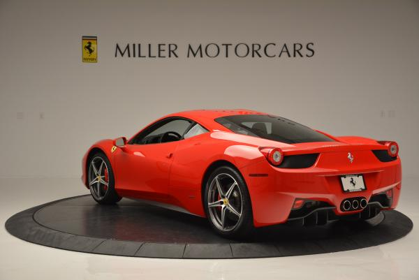 Used 2010 Ferrari 458 Italia for sale Sold at Pagani of Greenwich in Greenwich CT 06830 5