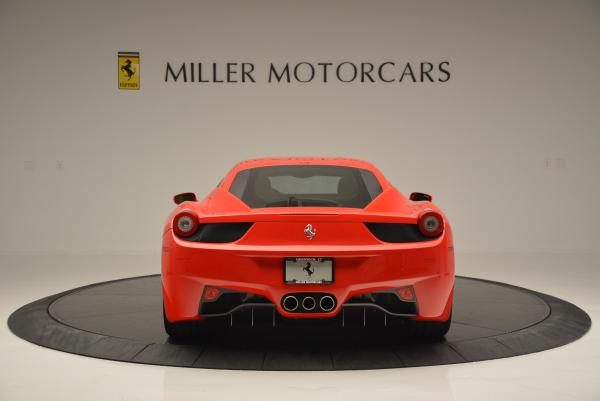 Used 2010 Ferrari 458 Italia for sale Sold at Pagani of Greenwich in Greenwich CT 06830 6