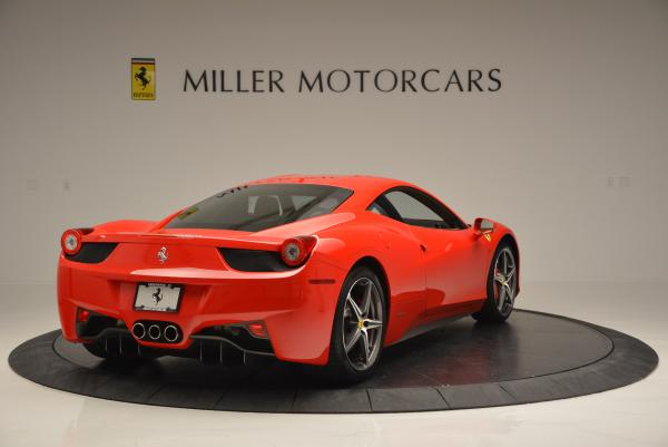 Used 2010 Ferrari 458 Italia for sale Sold at Pagani of Greenwich in Greenwich CT 06830 7
