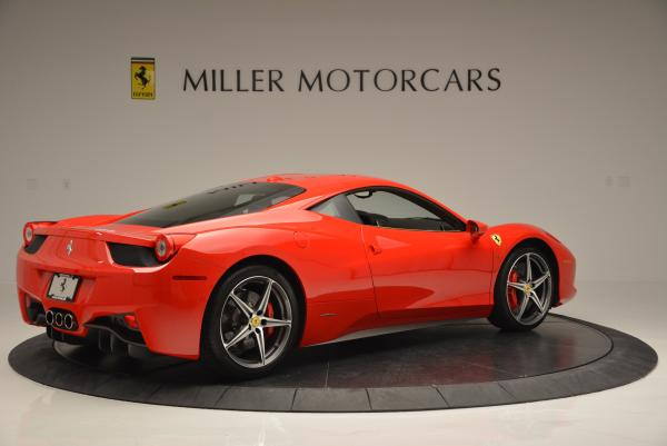 Used 2010 Ferrari 458 Italia for sale Sold at Pagani of Greenwich in Greenwich CT 06830 8