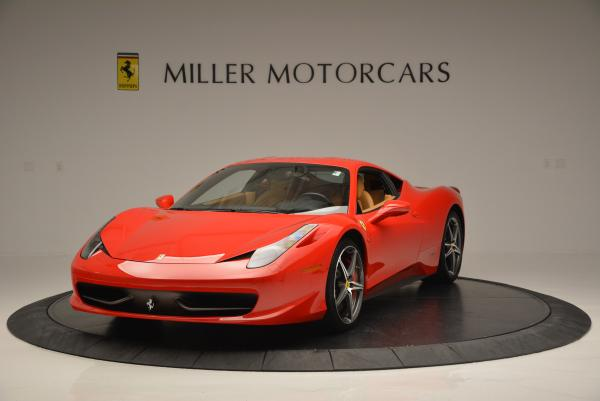 Used 2010 Ferrari 458 Italia for sale Sold at Pagani of Greenwich in Greenwich CT 06830 1