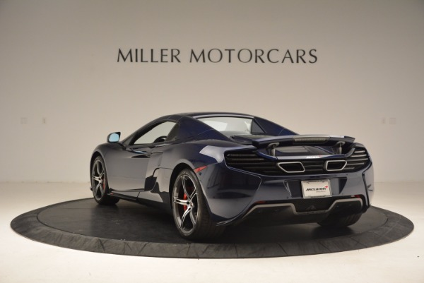 Used 2015 McLaren 650S Spider for sale Sold at Pagani of Greenwich in Greenwich CT 06830 18