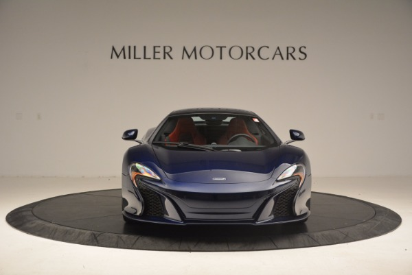 Used 2015 McLaren 650S Spider for sale Sold at Pagani of Greenwich in Greenwich CT 06830 25