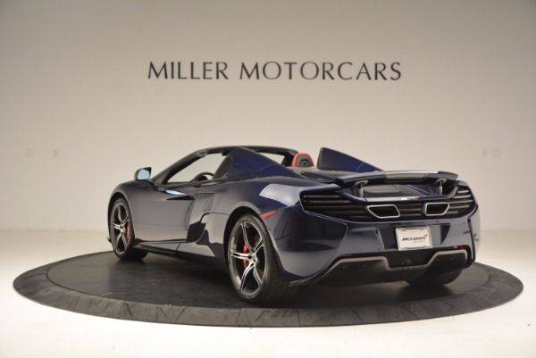 Used 2015 McLaren 650S Spider for sale Sold at Pagani of Greenwich in Greenwich CT 06830 5