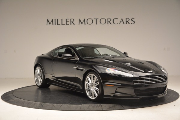 Used 2009 Aston Martin DBS for sale Sold at Pagani of Greenwich in Greenwich CT 06830 11