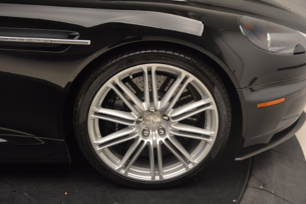 Used 2009 Aston Martin DBS for sale Sold at Pagani of Greenwich in Greenwich CT 06830 19