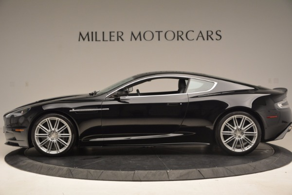Used 2009 Aston Martin DBS for sale Sold at Pagani of Greenwich in Greenwich CT 06830 3