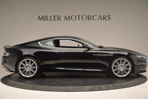 Used 2009 Aston Martin DBS for sale Sold at Pagani of Greenwich in Greenwich CT 06830 9