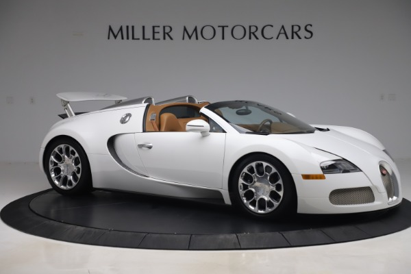 Used 2011 Bugatti Veyron 16.4 Grand Sport for sale Call for price at Pagani of Greenwich in Greenwich CT 06830 10