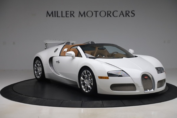 Used 2011 Bugatti Veyron 16.4 Grand Sport for sale Call for price at Pagani of Greenwich in Greenwich CT 06830 11
