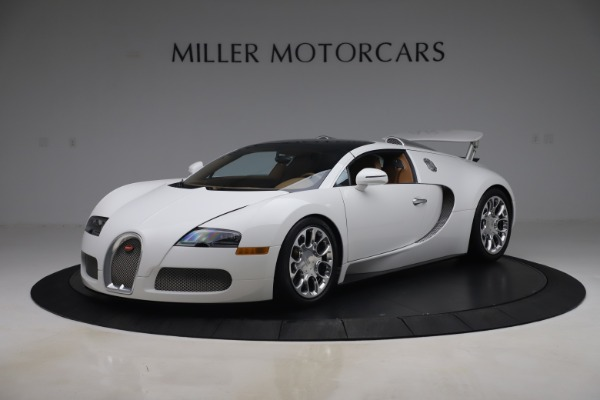 Used 2011 Bugatti Veyron 16.4 Grand Sport for sale Call for price at Pagani of Greenwich in Greenwich CT 06830 12