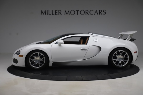 Used 2011 Bugatti Veyron 16.4 Grand Sport for sale Call for price at Pagani of Greenwich in Greenwich CT 06830 13